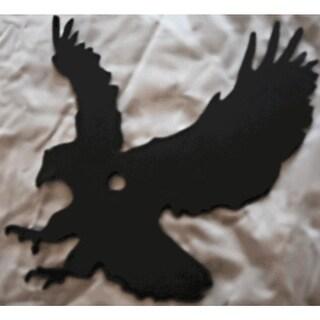 "Eagle Silhouettes - Size - 3"" width - Color - Black"