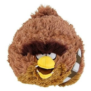 """Angry Birds Star Wars 16"""" Deluxe Plush: Chewbacca"""