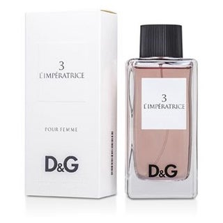 Dolce &amp Gabbana 3.3 oz D&G Anthology 3 L Imperatrice Eau De