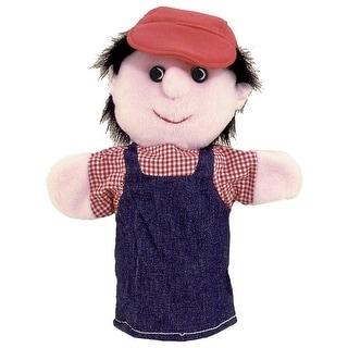 Get Ready Kids Farmer Hand Puppet