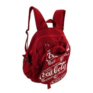Nylon Coca-Cola Backpack