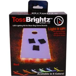 Brightz, Ltd. A5410 TossBrightz Bag Game LED Lighting Kit, Red