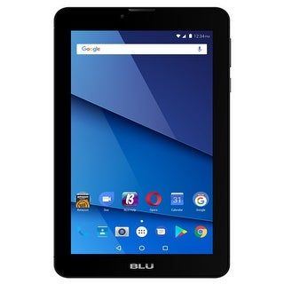 BLU Touchbook M7 Pro P290L Unlocked GSM Quad-Core Phablet - Black (Certified Refurbished)