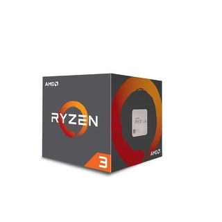 New AMD Ryzen 3 1300X 4-Core 3.5GHz (3.7GHz Turbo) Socket AM4 65W YD130XBBAEBOX