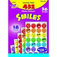 Stinky Stickers Smiles 432/Pk
