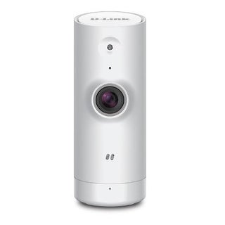 D-Link DCS-8000LH-US Mini HD Indoor Day and Night Wi-Fi Camera