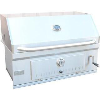 """KoKoMo Grills 32"""" Charcoal Built In BBQ Grill"""