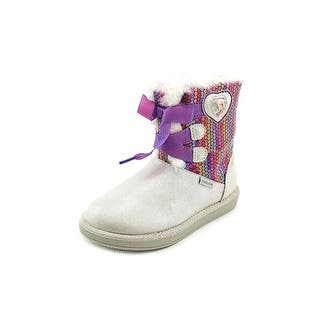 Stride Rite Disney Frozen Cozy Boot Youth Round Toe Canvas Gray Winter Boot|https://ak1.ostkcdn.com/images/products/is/images/direct/b44e2504c58614b7ca915343e72b58a4b951e9b3/Stride-Rite-Disney-Frozen-Cozy-Boot-Round-Toe-Canvas-Winter-Boot.jpg?impolicy=medium