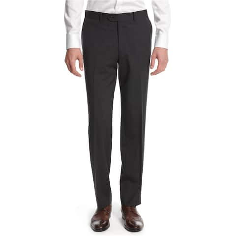 Bar Iii Mens Fla Front Casual Trousers