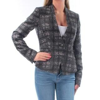 RACHEL ROY Womens Navy Suit Jacket  Size: Size 0 - Size 0