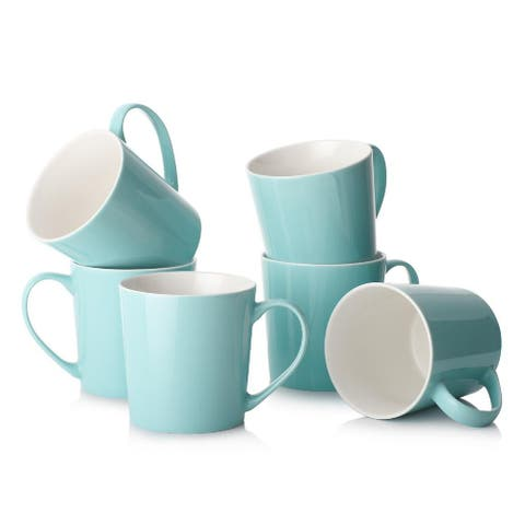 DOWAN 18 oz. Coffee Mug Set