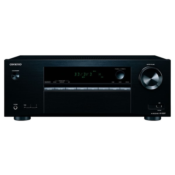 Onkyo HT-S3900 5.1-Channel Home Theater Receiver//Speaker Package