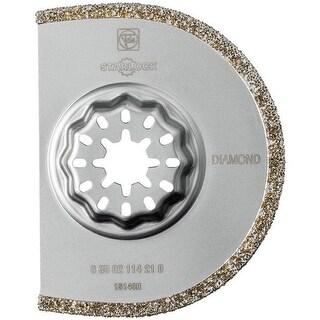 "Fein 63502114210 Starlock Diamond Oscillating Segmented Blade, 3"""