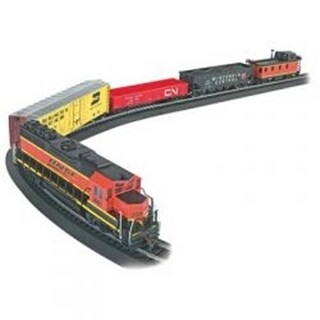 Bachmann BAC00706 Ho Rail Chief Set