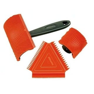 Allway Tools GT3 Wood Graining Set, 1/ Card