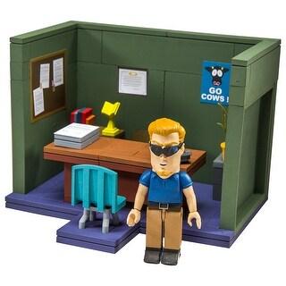 South Park Principal's Office 101-Piece Construction Set w/ PC Principal - Multi