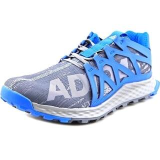 Adidas Vigor Bounce Men Round Toe Synthetic Blue Cross Training