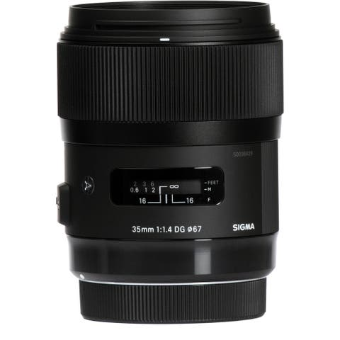 Sigma 35mm f/1.4 DG HSM ART Lens for Sony E