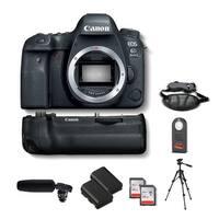 Canon EOS 6D Mark II DSLR Camera (Body Only) Kit Intl Model