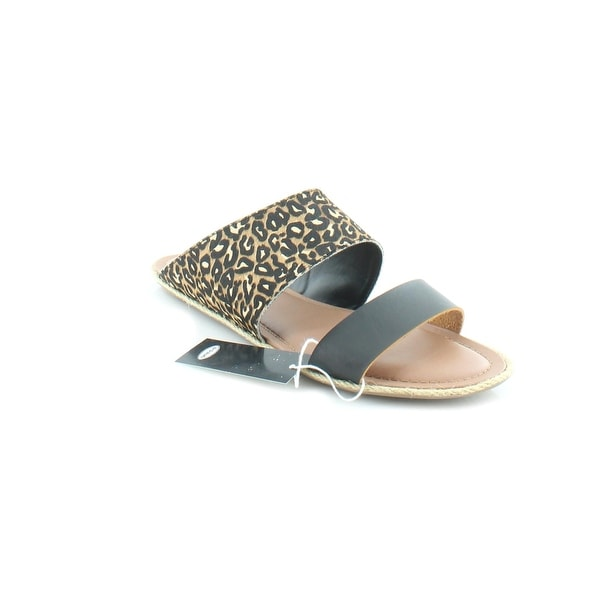 711354f7c39 Shop Dr. Scholl s May Women s Sandals   Flip Flops Leopard - Free ...