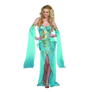 Sea Goddess Adult Costume