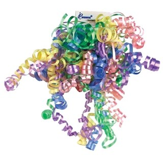 Mini Curl Swirls-Splendor Pastel Mix - splendor pastel mix