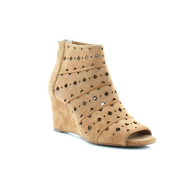 MICHAEL by Michael Kors Uma Wedge Women's Heels Acorn - 9.5