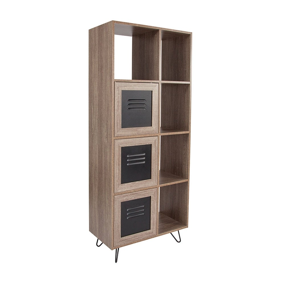 Offex 63 High Contemporary Rustic