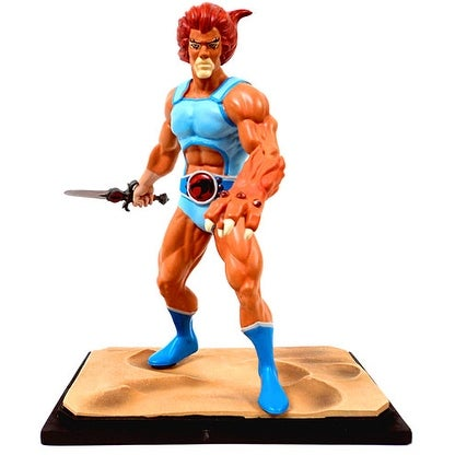 "Thundercats Lion-O 6"" Statue 2010 SDCC Exclusive - multi"