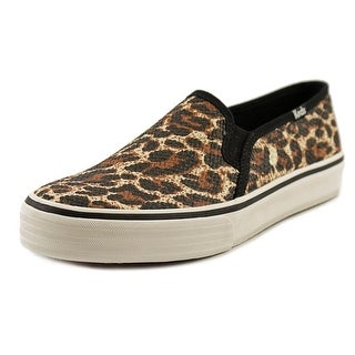 Keds Dbl Deck Raffia Women Round Toe Synthetic Multi Color Sneakers