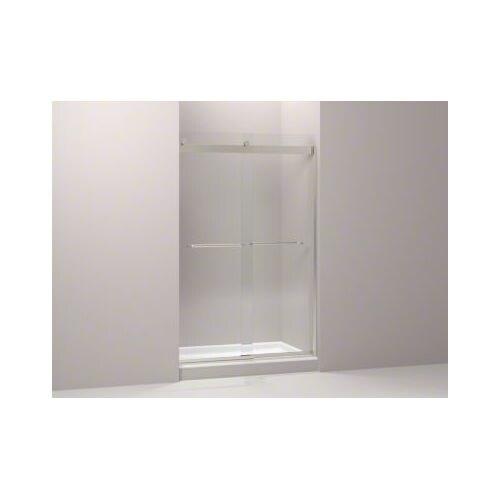 Kohler K 706014 L 74 Levity Sliding Shower Door With Towel Bar And