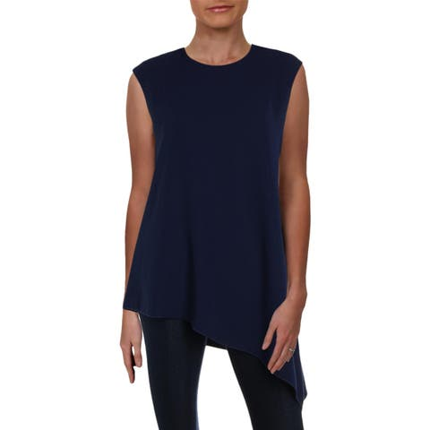 Anne Klein Womens Blouse Day To Night Dressy