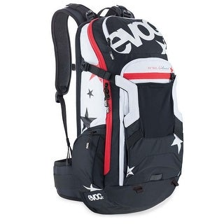 Evoc FR Trail Unlimited Black/White Small EVFRTU-BWS Protector Hydration Pack