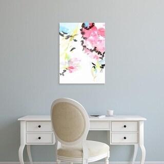 Easy Art Prints Elisa Sheehan's 'Spring Blossoms 2' Premium Canvas Art