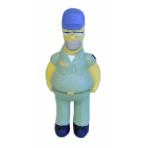 The Simpsons 20th Anniversary Variant Figure Navel Homer - multi