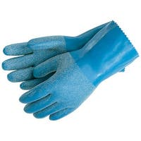 Safety Works C6852L Large Chemical Grit Coated Safety Glove