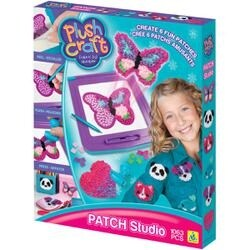 Patches - Plush Craft Fabric By Number Patch Studio