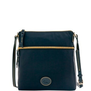 Dooney & Bourke Nylon Crossbody (Introduced by Dooney & Bourke at $128 in Feb 2017) - Black Black