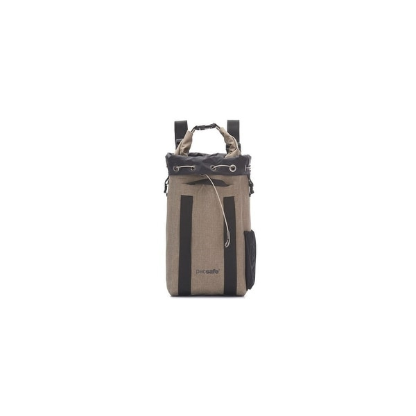 Pacsafe Travelsafe 15L - Sand Anti-theft Waterproof travelsafe
