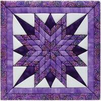 Starburst Quilt Magic Kit