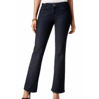 Tommy Hilfiger NEW Indigo Blue Women's Size 2 Classic Boot Cut Jeans