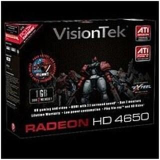 VisionTek 900275 Radeon HD 4650 Graphics Card - 1 GB - DDR2 SDRAM (Refurbished)