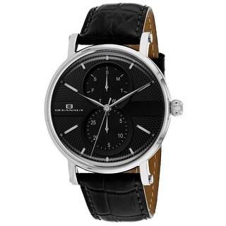 Link to Oceanaut Men's Lexington Black Dial Watch - OC0345 - One Size Similar Items in Men's Watches