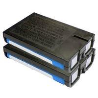 Replacement Panasonic KX-FPG376 NiMH Cordless Phone Battery (2 Pack)