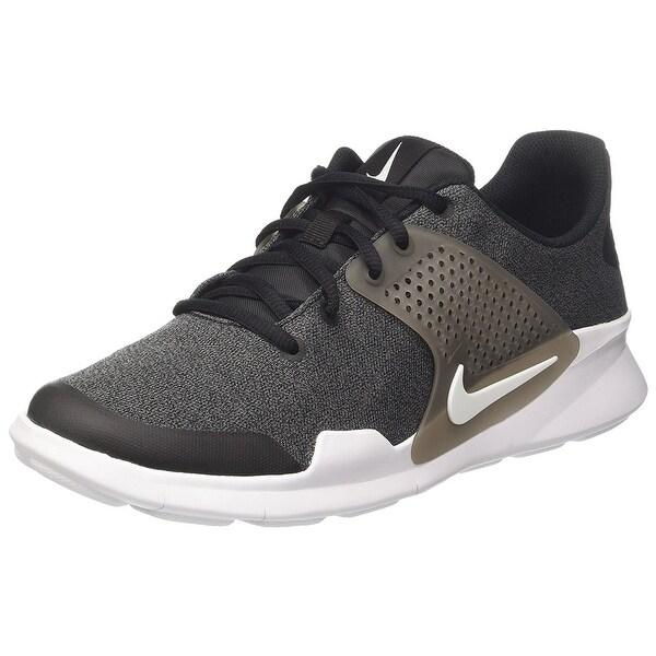 Nike Men's Arrowz Black/White Dark Grey Running Shoe 10.5 Men US