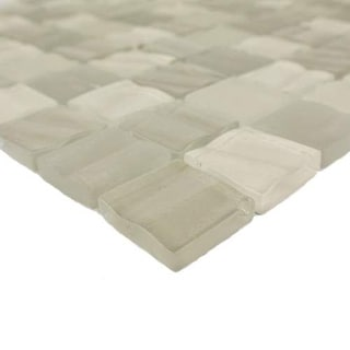 "Miseno MT-CONTINENTAL1SQR Continental - 1"" X 1"" - Glass Visual - Wall Tile (Sold"