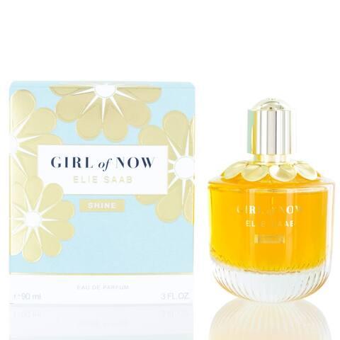 Girl of Now Shine by Elie Saab for Women Eau De Parfum Spray 3.0 oz (Tester)