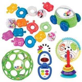 Baby's Exploration Activity Set (19 Pieces)