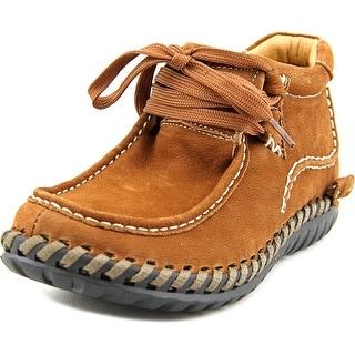 Bernie Mev. Tampa Round Toe Leather Chukka Boot