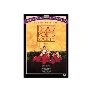 DEAD POETS SOCIETY (DVD/1.85/DOLBY SURROUND/FR/CHAPTER SEARCH)